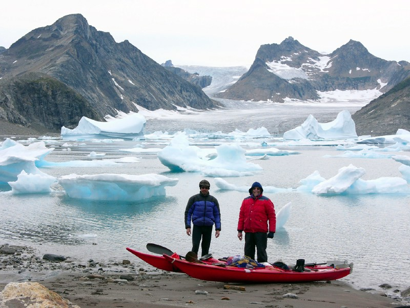 217-East Greenland 2007 - Conrad Edwards and Paul Caffyn - PC CE E Gr 07_reduced.jpg